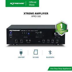 XTREME 500W Amplifier (XPRO-500)
