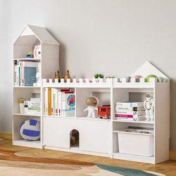 Embereth Kids Castle Bookshelf