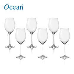 Ocean Sante Red Wine 15 oz. Set of 6 (1026R15)
