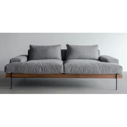 Alex Sofa with Arm (Two Seater) Pre Order