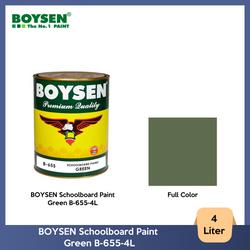 BOYSEN Schoolboard Paint Green B-655-4L