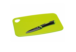 Scanpan Cutting Set (2Pc) Green Board/Black/Green Paring - Spectrum