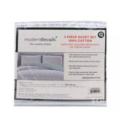 Modernthreads 3-Piece Duvet 1 set