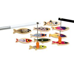 Janod  Sardine Fishing Game