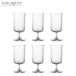 Lucaris Rims Deco 11.5 Oz. / 340 mL Set of 6