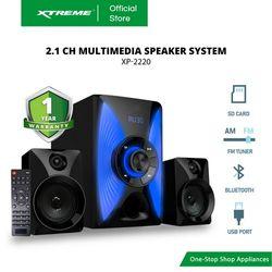 XTREME 2.1 CH Multimedia Speaker System (XP-2220)