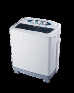Whirlpool LWT800 8 kg Twin Tub Washer, Mini Pulsator