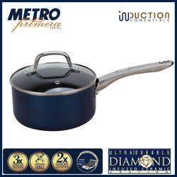 Metro Primera MPCW 1813 18cm Diamond Ceramic Sauce Pan