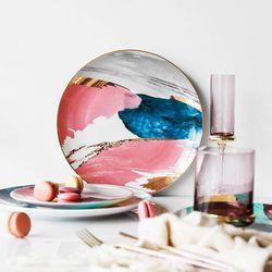 Erica Plate (porcelain)