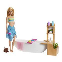 Barbie Fab Welness Bathtub Playset