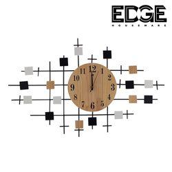 Edge Houseware HD-078 76cm Home Decor  Wall Clock Living Room Bedroom fashion  Silent Decorative Wall Clock