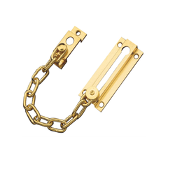 Door Chain (Brass Plated)