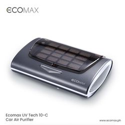 Ecomax UV Tech 10-C Car Air Purifier
