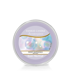Yankee Candle SCENTERPIECE MELTCUP SWEET NOTHINGS