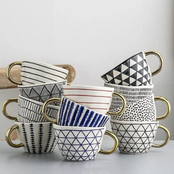 Turin Porcelain Tea / Coffee Cup