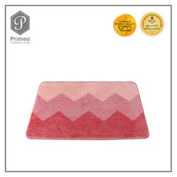 Primeo soft microfiber bath mats