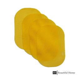 Beautiful Home Waffle Placemat Set of 4