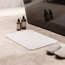 Diatomite Bathroom Mat Set (2 pieces)