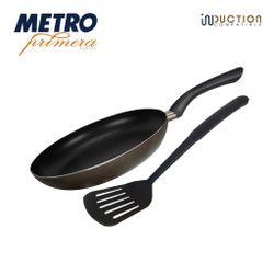 Metro Primera 28cm Non-Stick Frypan with Turner MPGF 1760