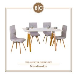 8C TIM 6S  DINING SET