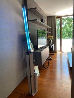 UV LAMP GERMICIDAL TROLLEY