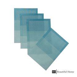 Beautiful Home Textural Placemat - Set of 4