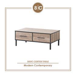 8C BANC CENTER TABLE