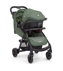 Joie Muze Lx Travel System with Juva, Laurel