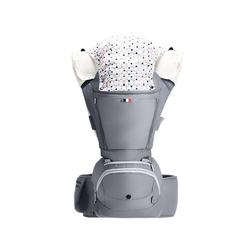 Bebear Foldable Aluminum Hip Seat Carrier