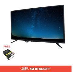 Smart SW-U58-4K  58  Digital  LED TV LAN & Wifi  Ready  4K UHD Panel  USB Play  All HDMI with Free  Cash book