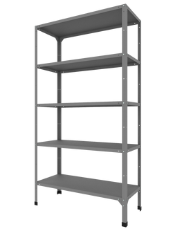 Storage Rack 5 Shelf - Large