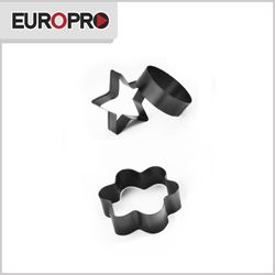 EUROPRO 3pcs Cookie Cutter CSKT7003 E