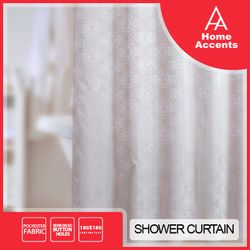 Home Accents  Shower curtain Gold Line HASC 5868