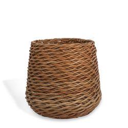 Calfurn Wicker Cylinder Basket