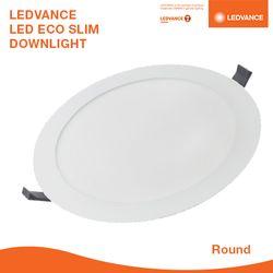 LEDVANCE DOWNLIGHT LED SLIM ROUND 15 W DL/WW