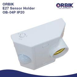 ORBIK OB-04P IP20 E27 Sensor Holder