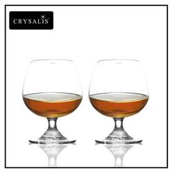 Crysalis Stemware 2pc Set Brandy Glass 14 oz.