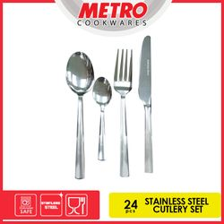 Metro	MCS 5730  24pcs Stainless Steel Cutlery Set
