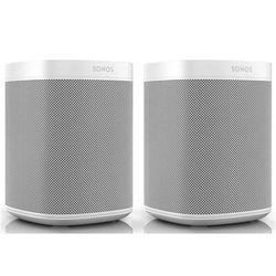 Sonos One Gen 2 - White (Stereo Pair)
