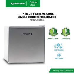XTREME COOL 1.8 cu.ft. Single Door Refrigerator (XCOOL-SD50M)