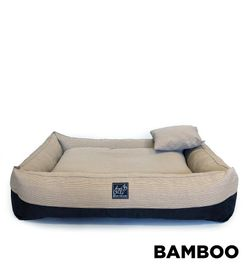Bolster Dog Bed - Small