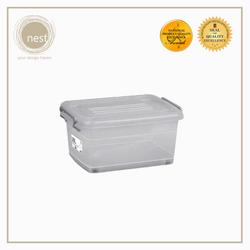 NEST DESIGN LAB Premium Stackable Storage Box w/ Wheels 30L