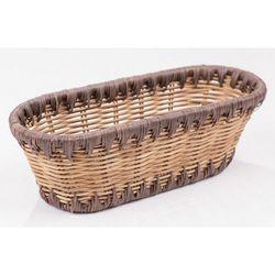 Constance Oval Wicker Bread Basket
