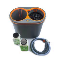 Spulboy NU Glass Washer with Sanitizer & Detergent Tablets - 1700130