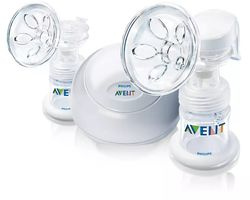 Philips Avent Natural Twin Electric Breast Pump