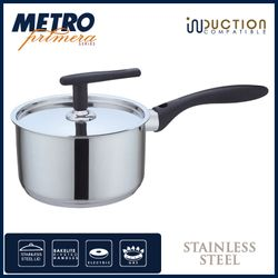 Metro Primera  MPCW 1771 18cm Stainless Steel Saucepan
