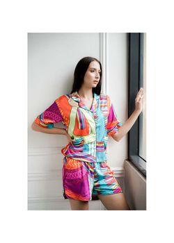 Intissimo Mabel Silk Short Pyjama