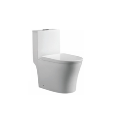 CASCADE Siphonic One-Piece Toilet (CW0051)