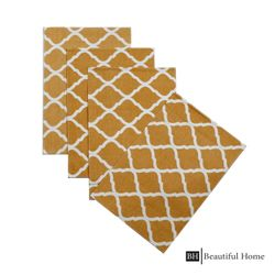 Beautiful Home Fabric Placemat Set of 4