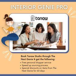 Interior Genie Pro: Tanaw Studio